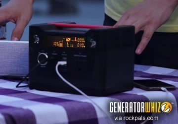 Rockpals Battery Generator