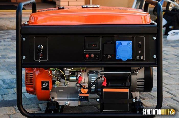 all gas powered generators