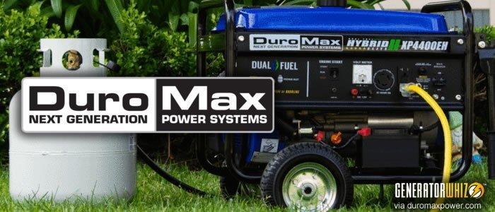 best duromax generator