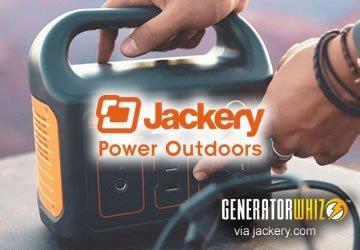 best jackery generator