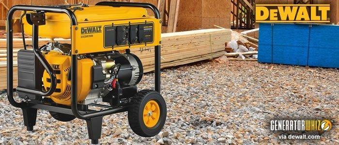 DeWalt generator review