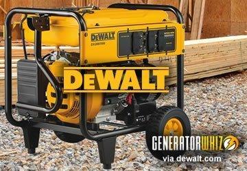 best DeWalt generator