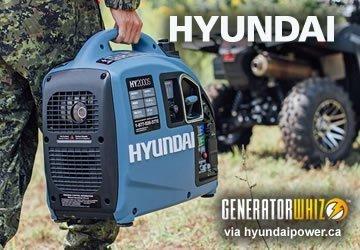 best Hyundai generator