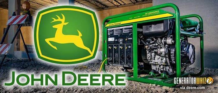 best John Deere generator review