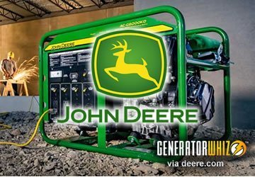 John Deere generator review